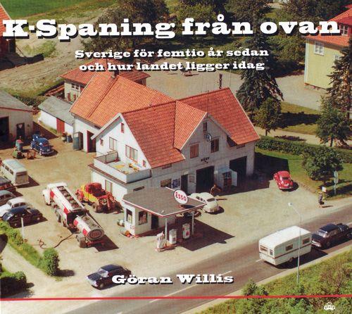 K-spaning från ovan av Göran Willis